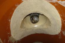 Kanalsanierung mit Hutprofil
